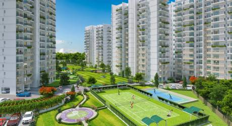 2583 sqft, 4 bhk Apartment in Raheja Vanya Sector 99A, Gurgaon at Rs. 1.2600 Cr