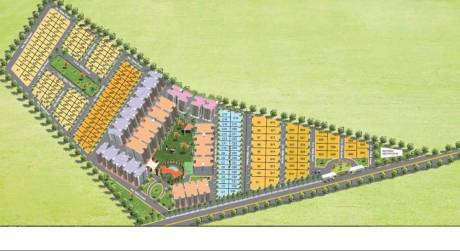1000 sqft, Plot in Builder GOLD DUST PHASE 2 Mhow, Indore at Rs. 8.5000 Lacs