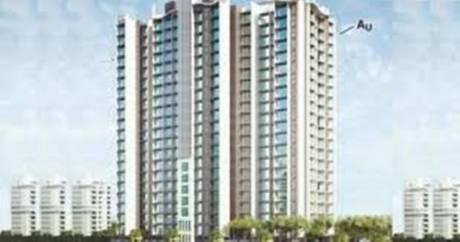 689 sqft, 1 bhk Apartment in Kabra Aurum Wing A B C AND D of Unnat Nagar II Goregaon West, Mumbai at Rs. 1.3500 Cr