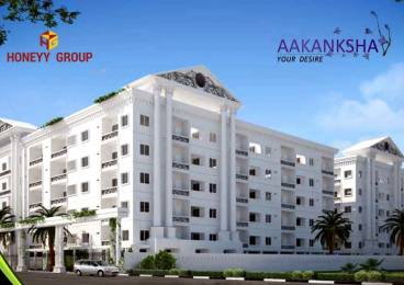 1510 sqft, 3 bhk Apartment in BVL Aakanksha Gajuwaka, Visakhapatnam at Rs. 37.0000 Lacs
