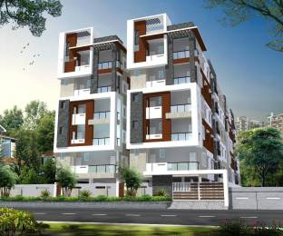 1618 sqft, 3 bhk Apartment in Builder Yalamanchili Fortune Homes Gosala, Vijayawada at Rs. 43.0000 Lacs