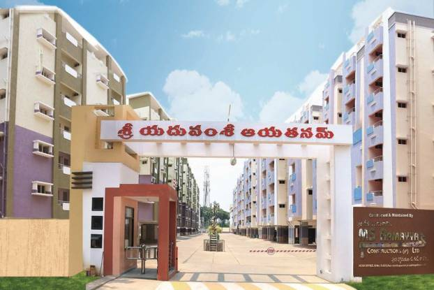 840 sqft, 2 bhk Apartment in Builder MS RAMAYYA CONSTRUCTIONS PVT LTD Pendurthi, Visakhapatnam at Rs. 25.0000 Lacs