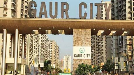 745 sqft, 2 bhk Apartment in Builder Gaursons Gaur city 2 14th Avenue Sector 4, Greater Noida at Rs. 25.0000 Lacs