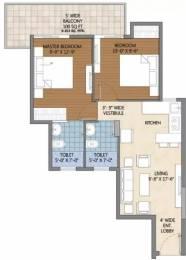 757 sqft, 2 bhk Apartment in Pivotal Devaan Sector 84, Gurgaon at Rs. 25.5000 Lacs