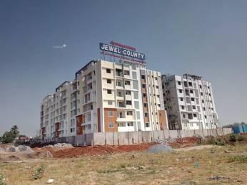 1663 sqft, 3 bhk Apartment in Hemadurga Jewel County Gannavaram, Vijayawada at Rs. 52.5000 Lacs
