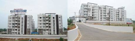1266 sqft, 2 bhk Apartment in Builder Sree Hemadurga Jewelcounty Kesarapalle, Vijayawada at Rs. 41.4100 Lacs