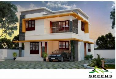 2025 sqft, 4 bhk IndependentHouse in Builder Greens Palakkad, Palakkad at Rs. 45.0000 Lacs