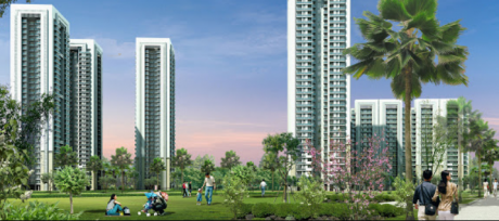 2576 sqft, 4 bhk Apartment in DLF The Primus Sector 82A, Gurgaon at Rs. 1.9000 Cr