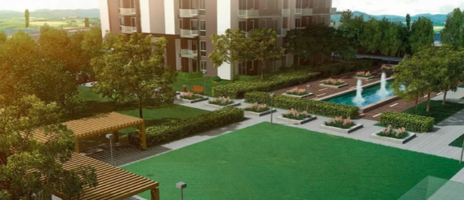 2390 sqft, 4 bhk Apartment in Conscient Heritage One Sector 62, Gurgaon at Rs. 40000