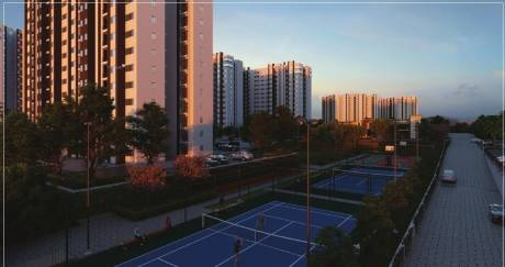 1058 sqft, 2 bhk Apartment in Embassy Edge Devanahalli, Bangalore at Rs. 61.2300 Lacs