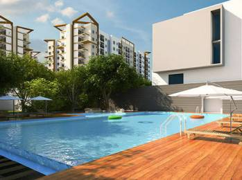 1240 sqft, 3 bhk Apartment in Embassy Edge Devanahalli, Bangalore at Rs. 71.8000 Lacs