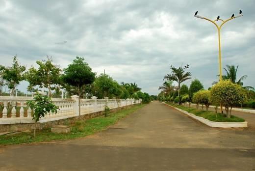 1440 sqft, Plot in Chilukuri Brundavan Estates Kapuluppada, Visakhapatnam at Rs. 32.0000 Lacs