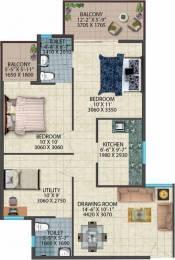 817 sqft, 2 bhk Apartment in Conscient Habitat 78 Sector 78, Faridabad at Rs. 20.5000 Lacs