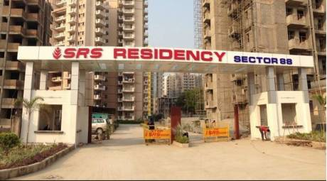 1304 sqft, 2 bhk Apartment in SRS SRS Residency Sector 88, Faridabad at Rs. 34.5000 Lacs