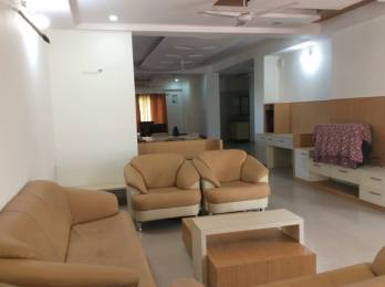 1600 sqft, 3 bhk Apartment in Builder Project Akota, Vadodara at Rs. 35000