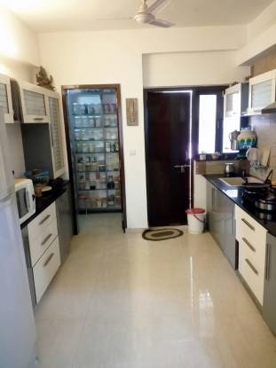 1779 sqft, 3 bhk Apartment in JP Iscon Heights Gotri Road, Vadodara at Rs. 35000