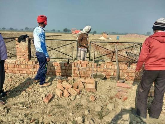 1980 sqft, Plot in Builder bkr developers pvt ltd galgotias university, Greater Noida at Rs. 7.7000 Lacs