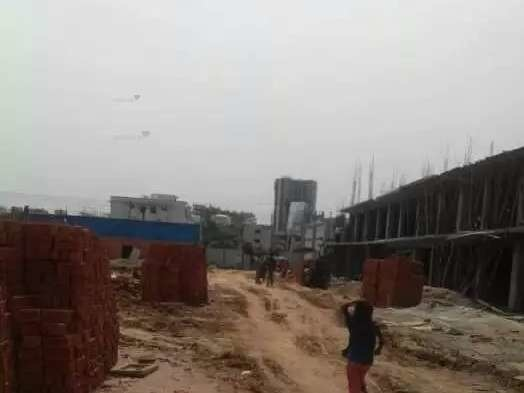 760 sqft, 2 bhk Apartment in Renowned Lotus Sristhi Crossing Republik, Ghaziabad at Rs. 23.5000 Lacs