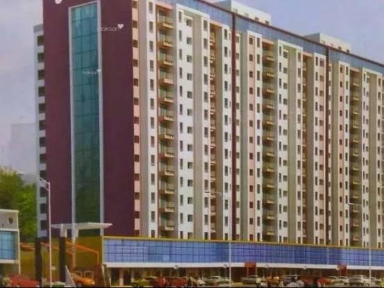 645 sqft, 1 bhk Apartment in Basudeo Vasudev Sky High Mira Road East, Mumbai at Rs. 45.9500 Lacs