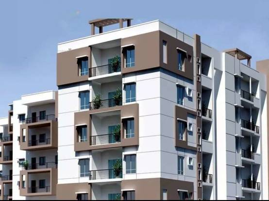 1170 sqft, 2 bhk Apartment in Builder Forest Park Pragathi Nagar Kukatpally, Hyderabad at Rs. 53.0000 Lacs