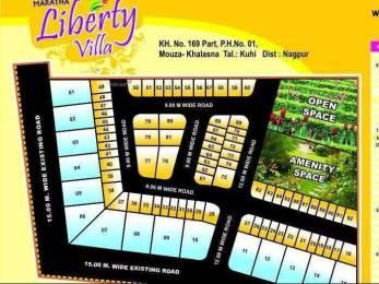 4002 sqft, Plot in Builder LIBRTY VILLA Umred Road, Nagpur at Rs. 17.0085 Lacs