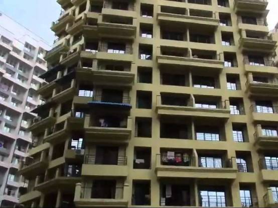 1175 sqft, 2 bhk Apartment in Meena Meena Residency Kharghar, Mumbai at Rs. 83.0000 Lacs