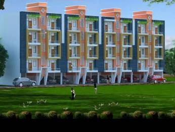 515 sqft, 1 bhk Apartment in Builder Green view Apartment Crossing Crossing Republik, Ghaziabad at Rs. 12.5025 Lacs