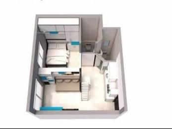 395 sqft, 1 bhk BuilderFloor in Satellite Aarambh Wing E F Malad East, Mumbai at Rs. 55.0000 Lacs