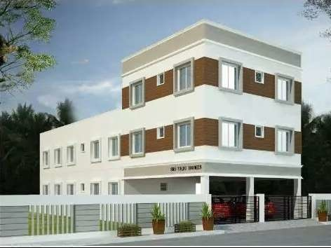 650 sqft, 2 bhk Apartment in Builder teju homes Perumal Koil Street, Chennai at Rs. 25.4276 Lacs