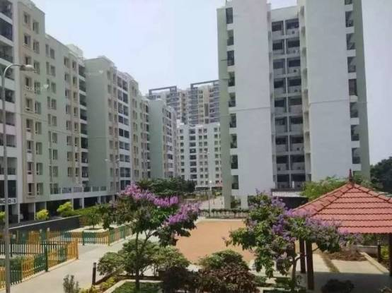 1107 sqft, 2 bhk Apartment in Embassy Residency Phase 1 Perumbakkam, Chennai at Rs. 56.0000 Lacs