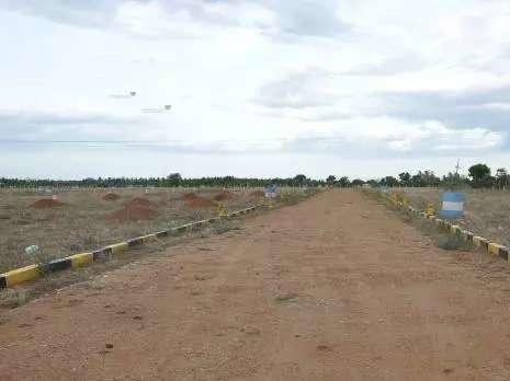 436 sqft, Plot in Builder Project Alagarkovil Road, Madurai at Rs. 1.1000 Lacs