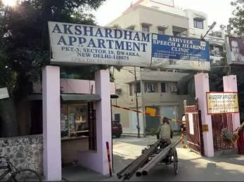 500 sqft, 1 bhk Apartment in DDA Akshardham Apartments Sector 19 Dwarka, Delhi at Rs. 16000