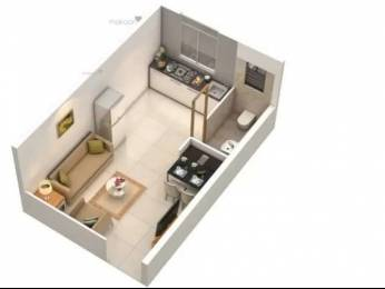 360 sqft, 1 bhk Apartment in Vascon Goodlife Phase C Talegaon Dabhade, Pune at Rs. 13.6200 Lacs