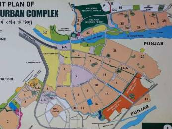 4500 sqft, Plot in Builder RESIDENTIAL HUDA PLOT MDC Sector 6 Road, Panchkula at Rs. 4.2500 Cr