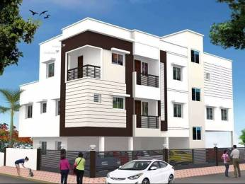 700 sqft, 2 bhk Apartment in Builder Project Aminjikarai, Chennai at Rs. 56.0000 Lacs