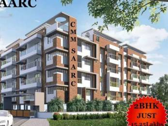 1245 sqft, 2 bhk Apartment in Builder Cmm saarc luxury apartment Chikkajala, Bangalore at Rs. 15.2500 Lacs