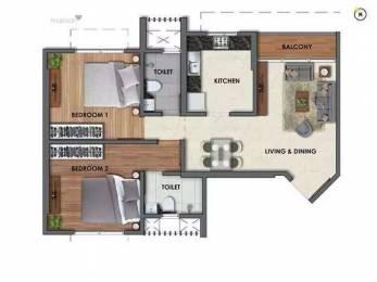 1094 sqft, 2 bhk Apartment in Sugee Mahalaxmi Dadar East, Mumbai at Rs. 3.3500 Cr