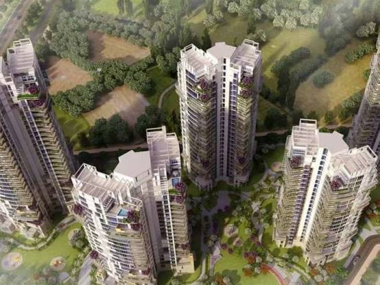 2821 sqft, 4 bhk Apartment in Pioneer Presidia Sector 62, Gurgaon at Rs. 2.4000 Cr