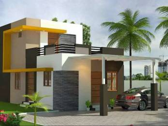 1114 sqft, 2 bhk Villa in Builder luxury homes Pudussery Central, Palakkad at Rs. 25.0000 Lacs