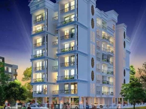 850 sqft, 2 bhk BuilderFloor in Builder Project Dronagiri, Mumbai at Rs. 42.0000 Lacs