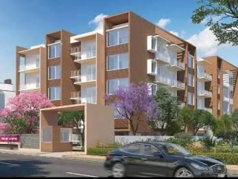 1278 sqft, 2 bhk Apartment in Builder Pristine Meadows Thanisandra Main Road Kothnu, Bangalore at Rs. 59.6421 Lacs
