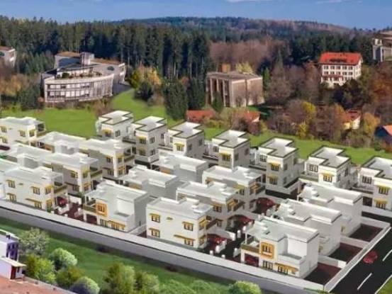 1600 sqft, 3 bhk Villa in Builder East Avenue Kazhakkoottam, Trivandrum at Rs. 57.5360 Lacs