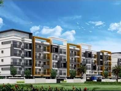 1210 sqft, 2 bhk Apartment in Builder sovereign santhinivasa Sarjapur Road, Bangalore at Rs. 35.0000 Lacs