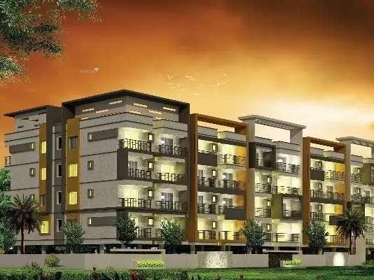 1193 sqft, 2 bhk Apartment in Builder sovereign santhinivasa Sarjapur Road, Bangalore at Rs. 34.5000 Lacs