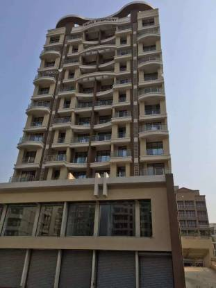 1250 sqft, 2 bhk Apartment in Tejas Symphony Ulwe, Mumbai at Rs. 93.0000 Lacs