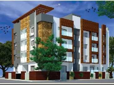 1700 Sqft, 3 Bhk Apartment In LVR Residency Koramangala, Bangalore At Rs.  1.3260