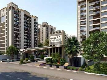 2555 sqft, 4 bhk Apartment in JP Iscon Iscon Platinum Bopal, Ahmedabad at Rs. 1.0400 Cr