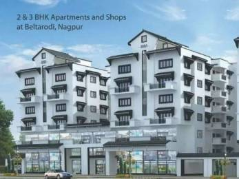 1290 sqft, 3 bhk Apartment in Builder Project Beltarodi Road, Nagpur at Rs. 39.9900 Lacs