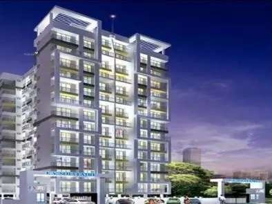 1100 sqft, 2 bhk Apartment in EV Solitaire Ulwe, Mumbai at Rs. 8000