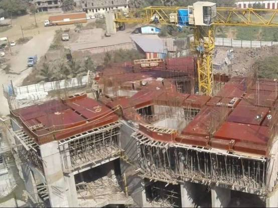 1260 sqft, 2 bhk Apartment in Arihant Superstructures Builders Clan Aalishan Sector 36 Kharghar, Mumbai at Rs. 85.0000 Lacs